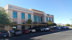 Southwest Post Rd. - East Entrance